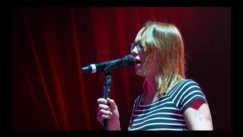 Stefanie Heinzmann Diggin' In The Dirt On Fire Interview Sound Of Glarus