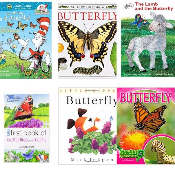 Mick Inkpen - Little Kippers Butterfly
