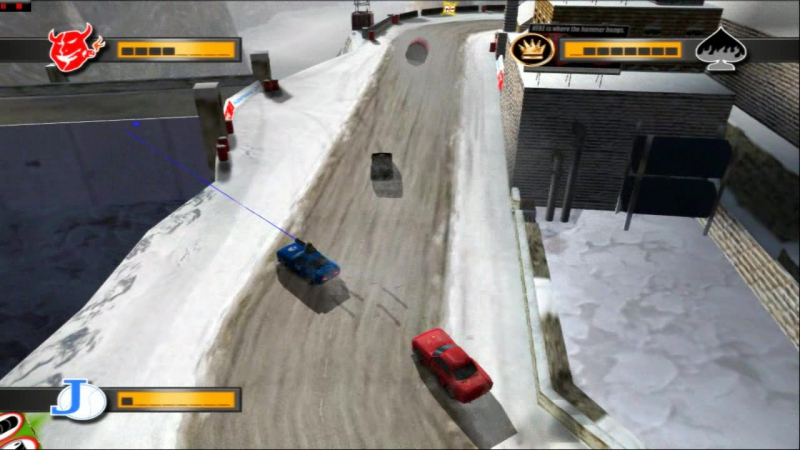 Drive to Survive USA PCSX 2 16 9 HD 720 p