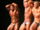 2003 11 15 Alytus LT kultūrizmo Taurė Vyrai Laisvąją programą atlieka šiaulietis Rolandas Remeikis