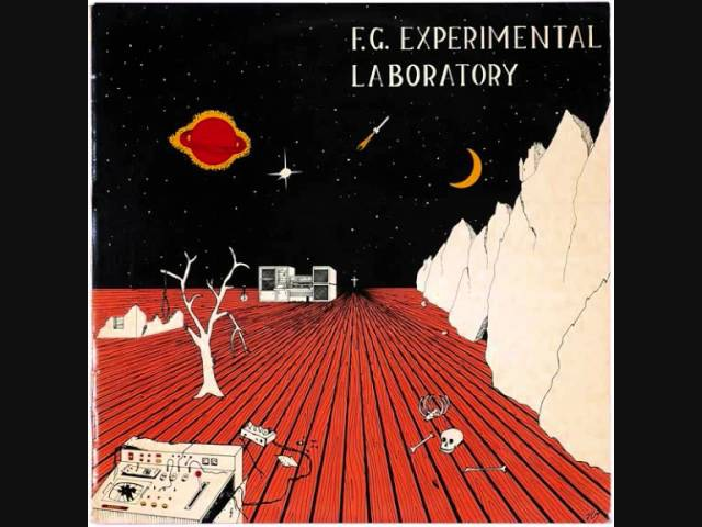 F G Experimental Laboratory (Suiza, 1975) - Journey Into a Dream (Full)