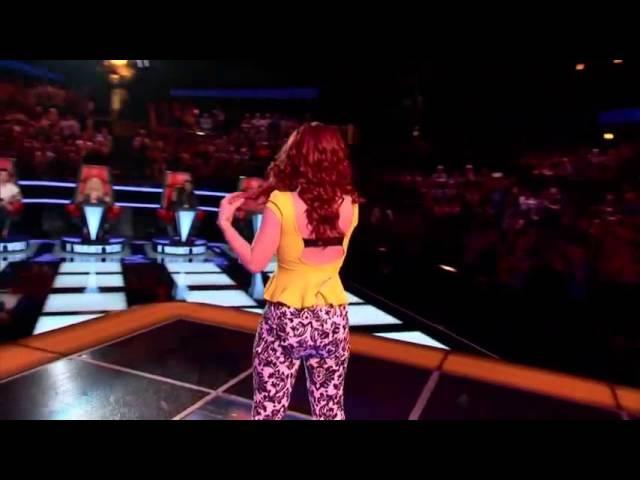 USA The Voice (HD) - Monique Abbadie - Loca