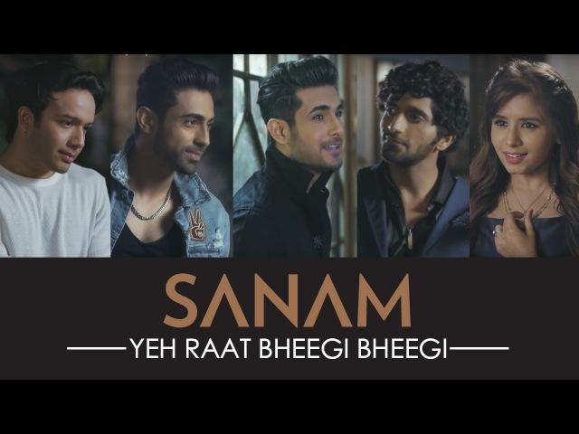Yeh Raat Bheegi Bheegi Sanam ft Aishwarya Majmudar Valentine's Day Special❤