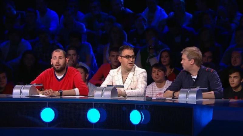 Comedy Баттл Без границ Импровизация участников 2 тур 29 11 2013