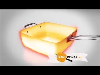 Уникальная сковорода PanPovar 8 в 1!