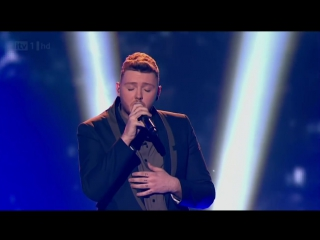 James Arthur sings Shontelles Impossible - The Final - The X Factor UK 2012
