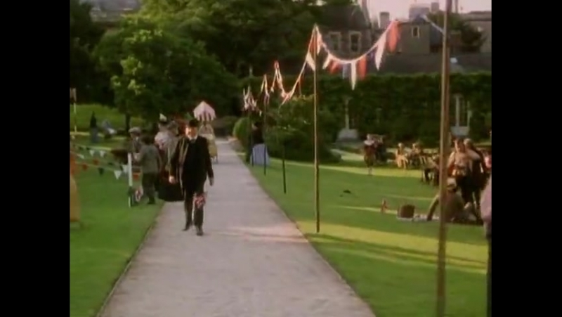 Беркли сквер 1998 6 серия из 10 Страх и Трепет