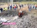 Гонка на мотоциклах в грязи