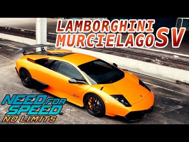 Need for Speed No Limits - Lamborghini Murcielago SV (ios) 28