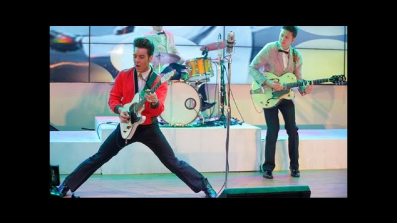 Johnny B Goode Lance Lipinsky the Lovers Chuck Berry cover grammy 2018