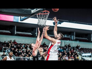 VEF vs Lokomotiv-Kuban Highlights April 13, 2017
