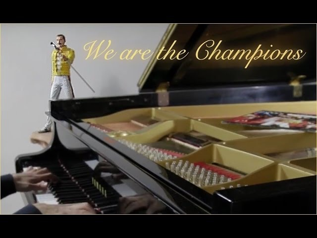 QUEEN We Are The Champions ♫ ♫ ♫ ♫ HD Piano Cover play by Ear by Fabrizio Spaggiari