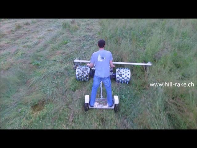 Brielmaier mit Wagen Erni Landmaschinen AG