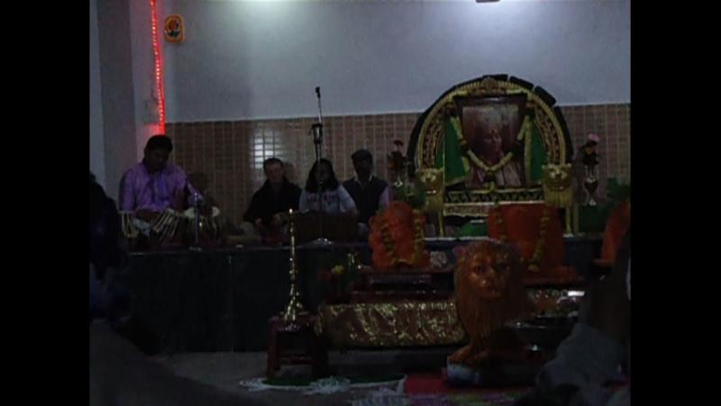 Рага исполняет Гаури. Рахури Индия 2016 г.