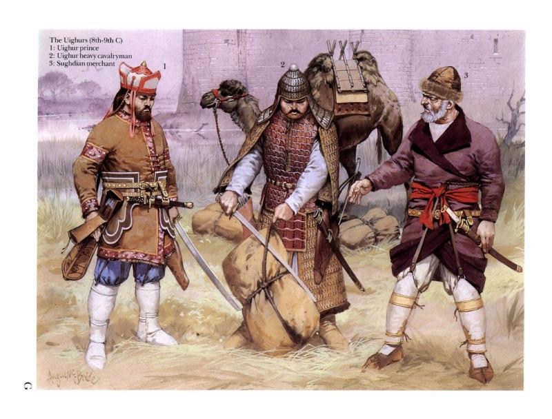 Гунны -- варвары с Востока