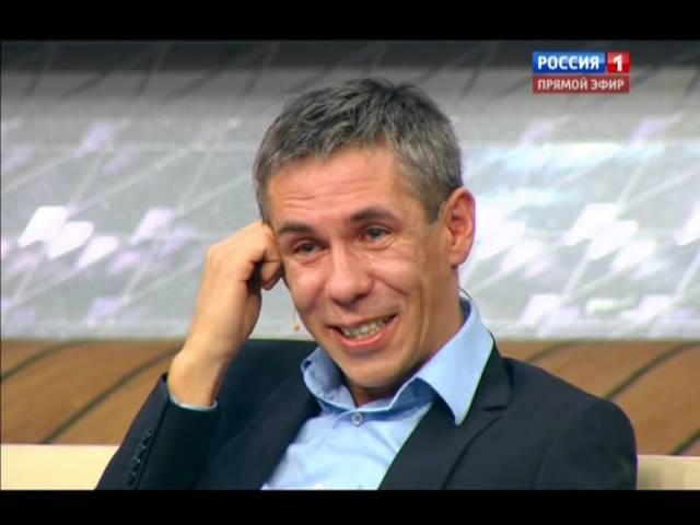 Алексей Панин матерится в Прямом эфире