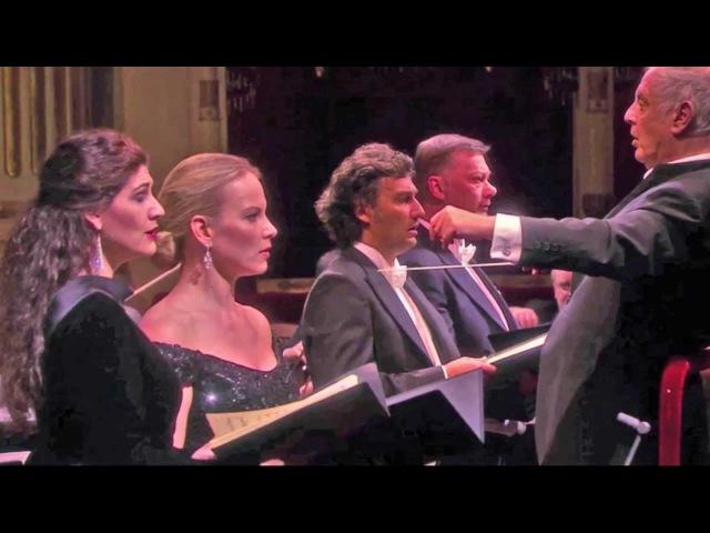 Requiem de Guiseppe Verdi dirigé par Daniel Barenboim Partie 1