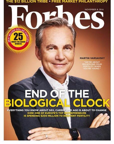 Forbes USA November 8 2016