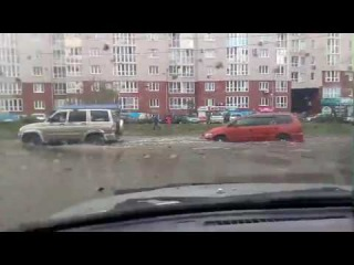 Помощь УАЗа на ул. Дмитриева ()