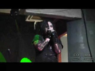 Bind.torture.kill feat. reaxion guerrilla - serial killer intentions (live) - coma music magazine