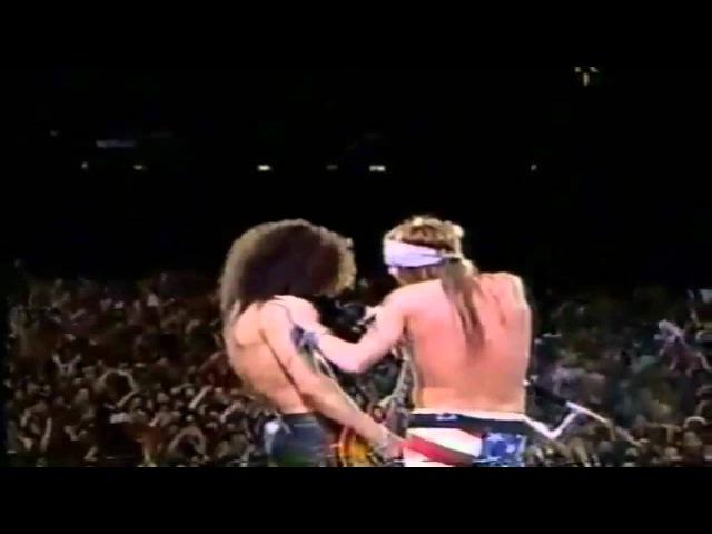 Guns N' Roses - Paradise City - HD (720p) Live Rock In Rio 1991
