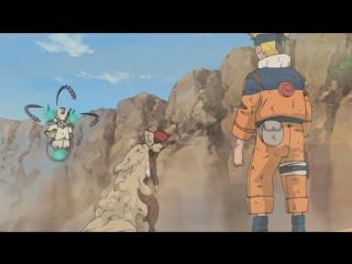 Наруто и Гаара против Хоки и Сеймея