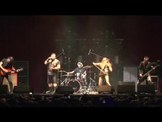 DEFORM — ЗАРАЗИ МЕНЯ ЖИЗНЬЮ, разогрев Marilyn Manson, Stadium Live