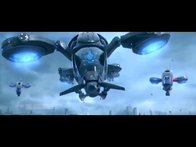 Рубильник Передельщик Kill Switch Redivider фантастический фильм русский трейлер 2017