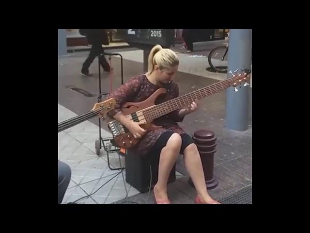 Виртуозы бас гитары