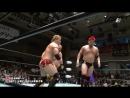 Kazumi Kikuta, Ryota Hama, Yasufumi Nakanoue vs. Ryuichi Kawakami, Taishi Takizawa, Yoshihisa Uto (BJW - Saikyo Tag League)