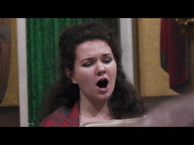 Екатерина Дадайкина концерт Единым сердцем… Исаакиевский собор 📆 2017 10 25