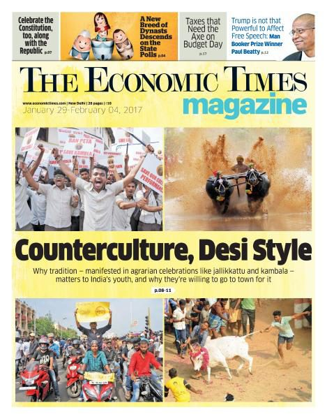 The Economic Times January 29 2017 FreeMags