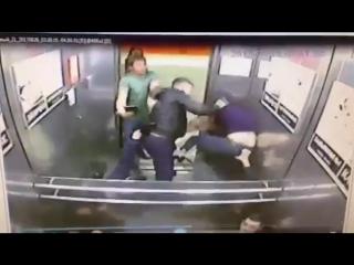 Житель Омска избил трех кавказцев