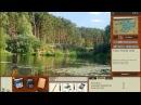 Русская рыбалка 3.99 Озеро. Ловля ельца для живца