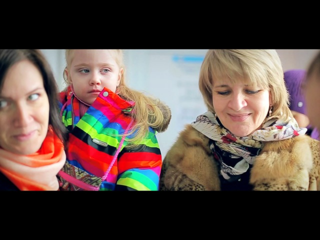 Супер ВЫПИСКА из роддома в Москве 2017 Видеосъемка в роддоме