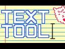 Text Tool on FireAlpaca