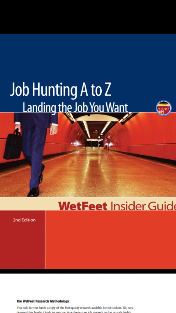 Job Hunting A to Z Landing the Job You want