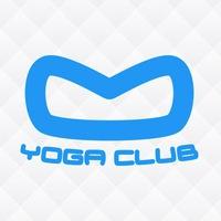 Логотип Йога-клуб «Ом» в Новосибирске