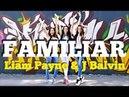FAMILIAR - Liam Payne J Balvin | ZIN 75 | Zumba fitness | Dance choreo by M.Belchikova
