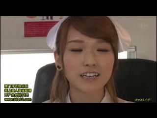 Shiina sora [handjob, creampie, cowgirl, slut, nurse]