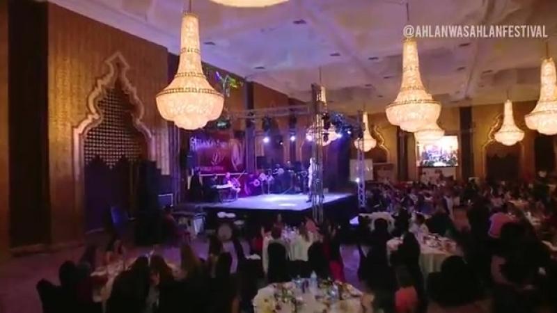 Samir abut international performance closing gala ahlan wa sahlan 22973