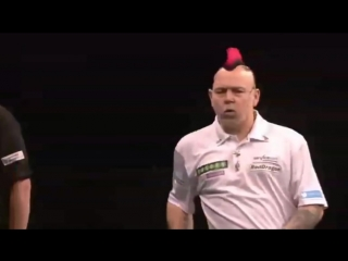Rob Cross vs Peter Wright (2018 Premier League Darts / Week 3)