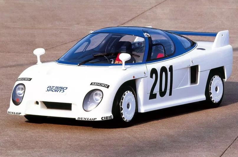 700 килограммов ярости редкого спорткара Autozam AZ-1, который и Suzuki, и Mazda., изображение №9