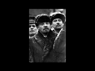 Vladimir Lenin, founder of USSR, Russian revolutionary, documentary footages (HD