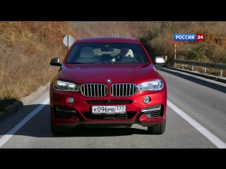 Тест-драйв BMW X6 2015 (F16) / БМВ ИКС 6 _⁄_⁄ АвтоВести 200