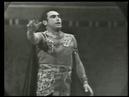 Verdi Aida Tokyo 1961 Tucci Del Monaco Simionato Protti