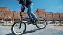 Купить BMX. Урок 7 - Трюки на BMX: footjam tailwhip
