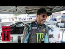 Ken Block Talks Old Rally Cars at OTR