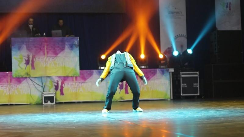 Tanya Kupra DANCE EVOLUTION 2018 Belarus