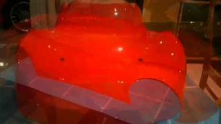 Traxxas XO-1 Orange Body